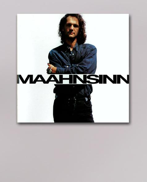 Wolf Maahn Maahnsinn CD