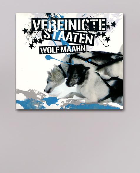 Wolf Maahn Vereinigte Staaten CD