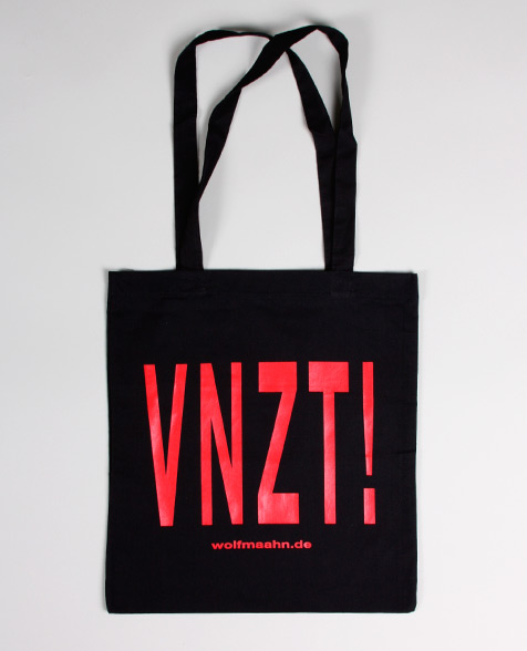 Wolf Maahn VNZT! Bag black